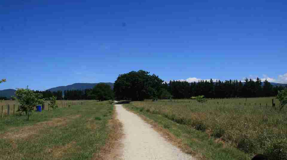 Greytown to Woodside trail